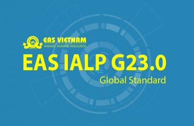Chứng chỉ Lãnh đạo Cấp cao Quốc tế EAS IALP G23.0
