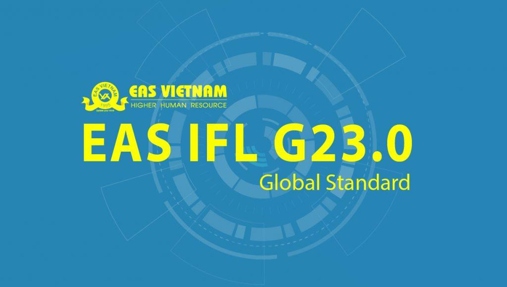 Chứng chỉ Quản trị thiết yếu Quốc tế EAS IFL G23.0
