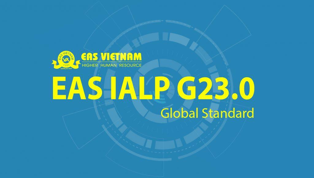 International Higher Leadership Certification EAS IALP G23.0