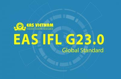 International Leadership Foundation Certification EAS ILF G23.0
