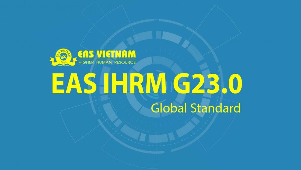 International Higher Human Resource Management EAS IHRM G23.0