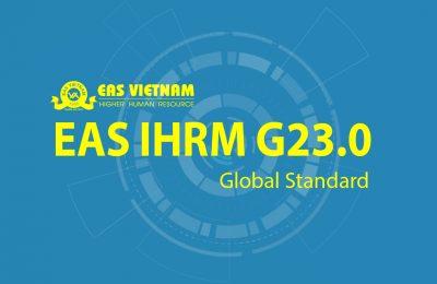 Chứng chỉ Quản trị Nhân sự Quốc tế EAS IHRM G23.0