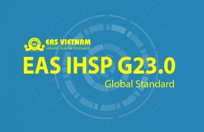 Chứng chỉ Quản trị Chiến lược Cấp cao Quốc tế EAS IHSP G23.0