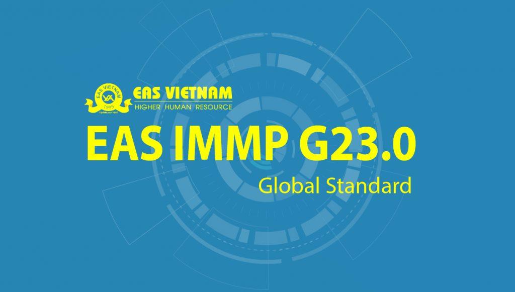 International Middle Management Program EAS IMMP G23.0